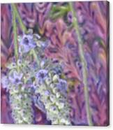 Porcelain Garden Canvas Print