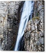Porcupine Falls Canvas Print