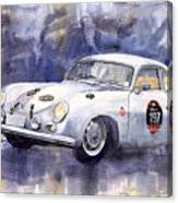 Porsche 356 Coupe Canvas Print