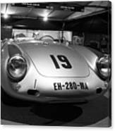 Porsche 550a Rs Canvas Print