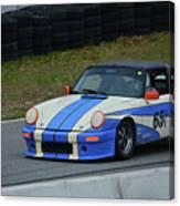 Porsche 651 Canvas Print
