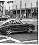 Porsche 911e Canvas Print