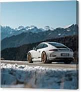 Porsche 911r Canvas Print