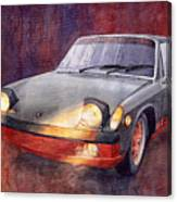 1970 Porsche 914 Canvas Print