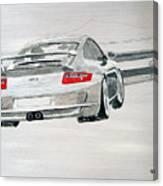 Porsche Gt3 Canvas Print