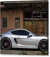 Porsche Need For Speed Canvas Print