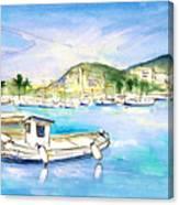 Port Andratx 01 Canvas Print