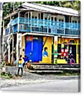 Port Antonio Canvas Print