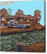Port Burwell, Ontario Canvas Print