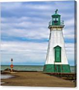 Port Dalhousie Lighthouse 1 Canvas Print