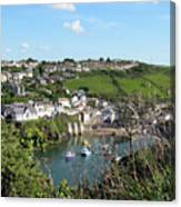 Port Isaac 1 Canvas Print