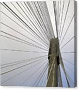 Port Mann Bridge Canvas Print