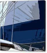 Port Tack Canvas Print