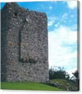 Portaferry Castle Canvas Print