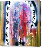 Portal Of Beginning Again Canvas Print
