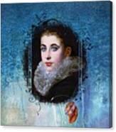 Portal Portrait Canvas Print