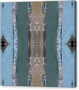 Portico Column II Canvas Print