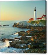 Portland Head Light No. 2  Canvas Print