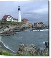 Portland Headlight, Maine Canvas Print