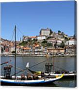 Porto 8 Canvas Print