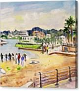 Porto Cristo 01 Canvas Print
