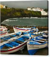Porto Dos Carneiros Canvas Print