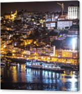 Porto, Portugal Canvas Print