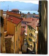 Portoferraio Elba Canvas Print