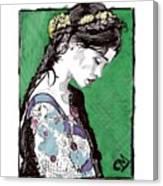 Portrait 6 Canvas Print