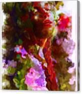 Portrait 8 Canvas Print