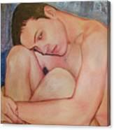 Portrait Of Dustin Roadcap 2016 Canvas Print