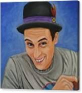 Portrait Of Shawn Davis Mooney  Canvas Print