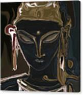 Portrait Of Vajrasattva Canvas Print