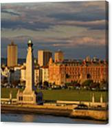 Portsmouth And Southsea England  Canvas Print