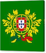 Portugal Crest  Canvas Print