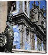 Portugese Architecture 1 Canvas Print