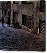 Post Alley IIi Canvas Print