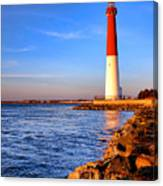 Postcard From Barnegat  Canvas Print