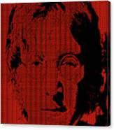 Poster Art Lennon Canvas Print