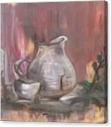 Pottery Canvas Print