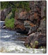 Poudre River 6 Canvas Print