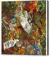 Pour Pied Sensible Canvas Print