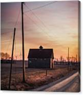 Power Farm Canvas Print