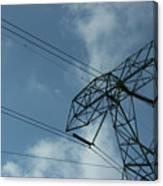 Power Grid Canvas Print