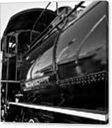 Power In The Age Of Steam 5 Canvas Print