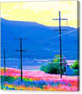 Power Lines 3 Canvas Print
