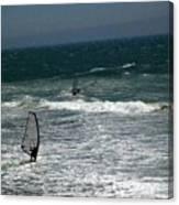 pr 120 - Windsurfer Canvas Print