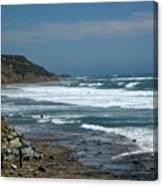 pr 121 - Lone Windsurfer Canvas Print