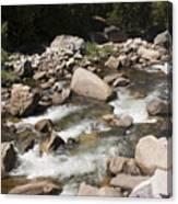 pr 147 - Stony River Canvas Print