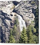pr 151 - Waterfall Rock Canvas Print